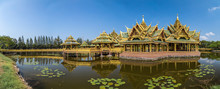 Temples In Ancient City Muang ...