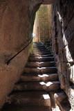 Fototapeta Fototapety na drzwi - Château de Fleckenstein en Alsace