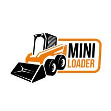 Mini Loader Abstract Vector Logo