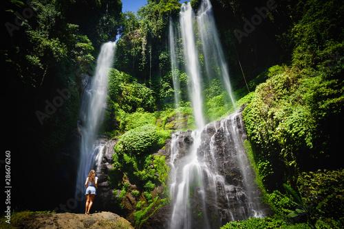 Grombong waterfall - 286676260