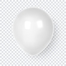 3d Realistic Colorful Balloon....