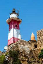 Old Jaffa Lighthouse