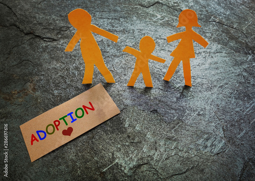 Photo Paper family adoption concept