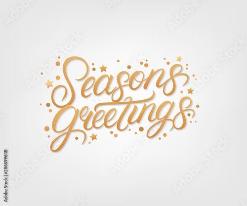 2020 Seasons Greetings Fotomurales