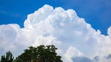 A Massive Cloud Over The Treet...