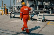 FPSO Vessel Employee Monitoring On Offshore Vessel
