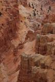 Bryce Canyon Ausschnitt USA karge Landschaft