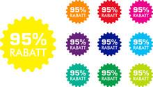 95% Rabatt Button Icon Farbig Stern Zahnrad Rund Gelb Rot Magenta Lila Violett Blau Cyan Türkis Grün Limette