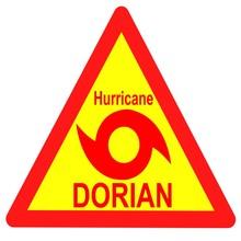 Hurricane Dorian. Florida