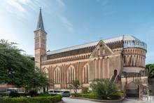 Anglican Cathedral In Zanzibar...