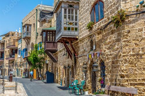 Leinwand Poster  Old Jaffa