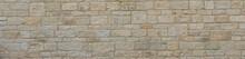 Sand Stone Brisk Wall