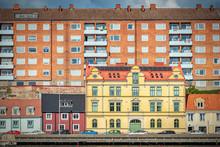 Karlskrona Harbour Cityscape B...