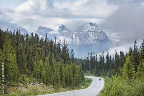 Road in Canada