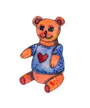 Children's Watercolor Set Litt...