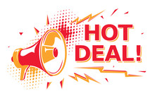 Hot Deal - Advertising Sign Wi...