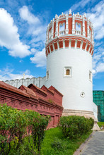 Bakina Tower Of The Novodevichy Convent