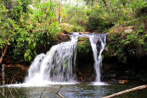 Fototapeta Chapada dos Guimaraes, located in Brazil, the capital of Mato Grosso State