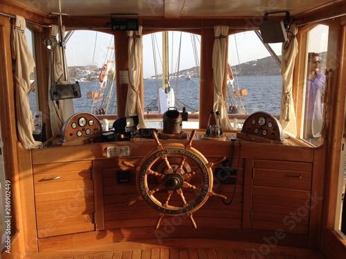 In de dag Schip Greece