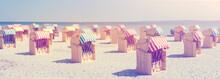 Strandkorbe Beach Allemagne