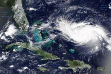 Hurricane Dorian In The Carrib...