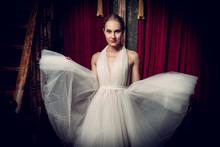 White Snow Dress