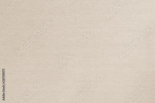 Fototapeta  Cotton silk fabric wallpaper texture pattern background in light pastel sepia cr