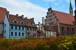 Vieille Ville Riga Lettonie