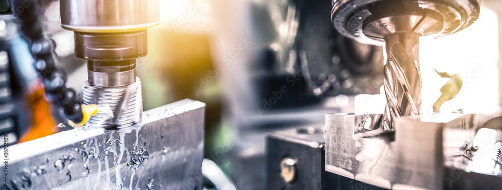 Fototapeta Mechanical Engineering Industry