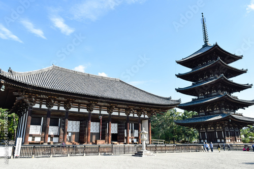 Photo 奈良 興福寺