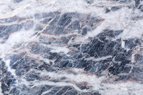 Fotobehang Marmer Beautiful light blue marble background for your creative repair