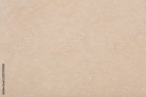 Foto auf Gartenposter Marmor Elegant maple veneer background in natural light color. High qua