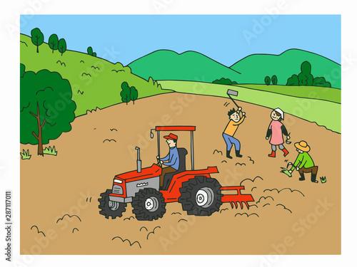 Photo 農業