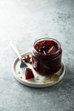 Pickled Beetroot With Spices