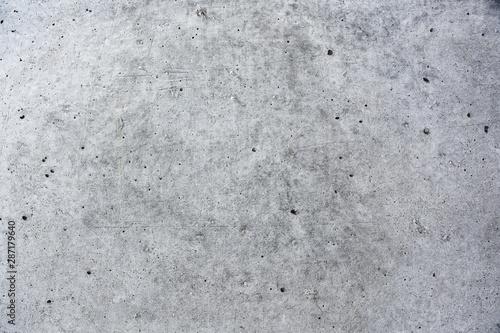 Photo Betonwand mit Spuren in grau