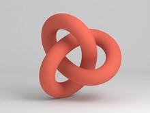 Geometrical Representation Of Red Torus Knot