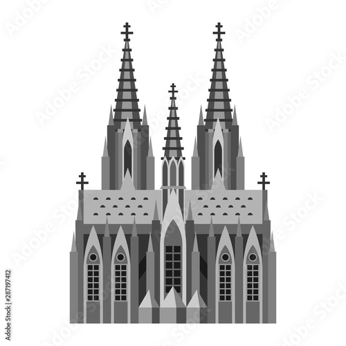 Roman Catholic cathedral in Cologne.