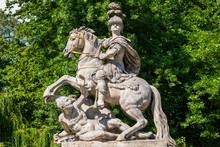 King Jan III Sobieski Statue I...