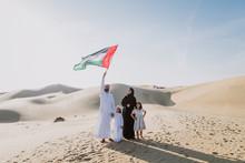 Arabian Family Spending A Week...