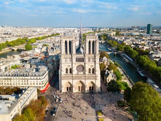 Fototapeta Paryż Notre Dame de Paris, France