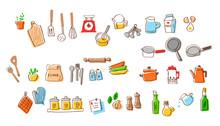 キッチン用品 材料セットA