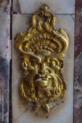door handle in Versailles