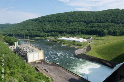 Photo Kinzua Dam Power Station