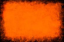 Halloween Grunge Background