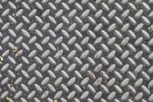 Metal Texture Grated Floor, To...