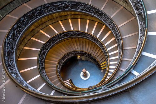 Escalera Vaticano