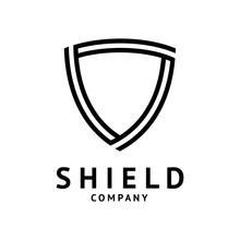 Shield Logo Template Ready For...