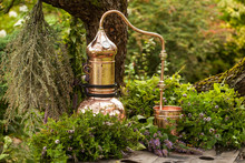 Alembic Is A Distilling Appara...