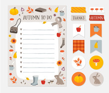 Autumn, Fall Wish, To Do List....