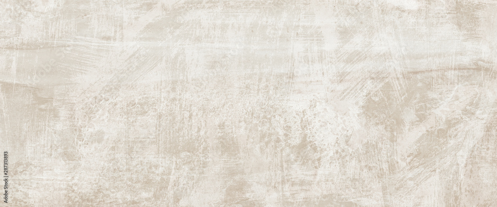 Fototapety, obrazy: Beige cement backround. Wall texture